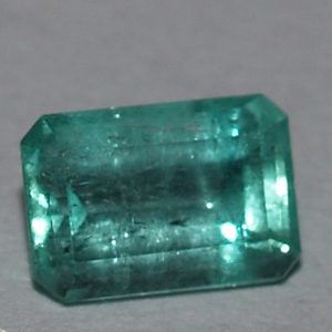 Emerald from Colombia with 0.64 Carat