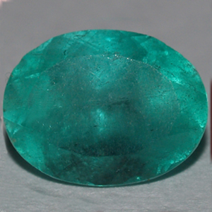 Emerald from Colombia with 0.89 Carat