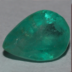 Emerald from Colombia with 1.07 Carat