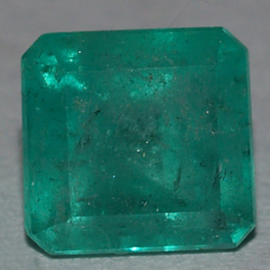 Emerald from Colombia with 1.20 Carat