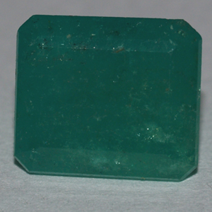 4.62 Carat Colombia Emerald