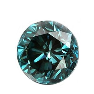 1.00 Carat blue Diamond - VS