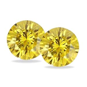 100 x Jaune Diamants - SI2 / 1.50 Carat