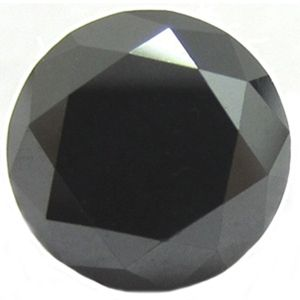 10 diamantes negros diámetro 1,40 mm