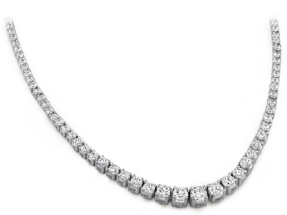 diamantcollier