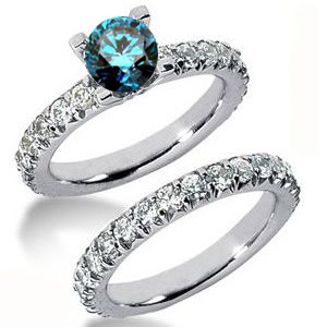Diamantring 2 karat  3.30 Karat Diamantringe *Exclusivset No.2* - Diamantring ...
