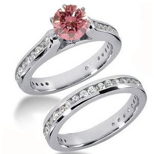 Pink Diamant – Diamantring No. 19
