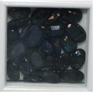 Midnight Blue Sapphires in sealed jewel box (35.00 Carat)