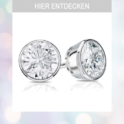 Diamant Ohrstecker