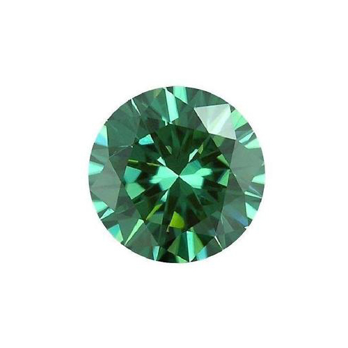 Green Diamond 0.50 Carat - SI1