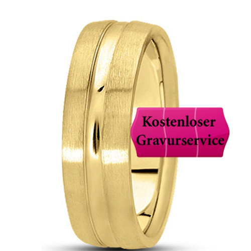 14K yellow gold Wedding Band No. 102