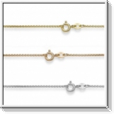 Venezia Necklace 1.2mm 14K White gold, yellow gold or rose gold