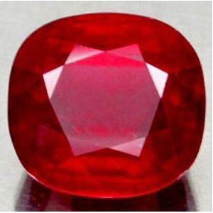 8.27 Carat Madagascar Ruby oval cut VS-SI