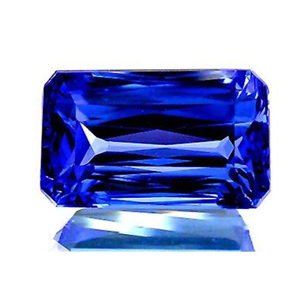 Tanzanite in Super Fine Grade (4.01 Carat)
