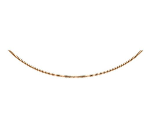 Omega Chain 2.00mm 14K yellow gold