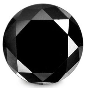 1.76 Carat Black Diamond / best quality